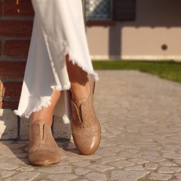 Francesina Rodeo beige