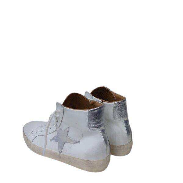 Sneaker stivaletto stella