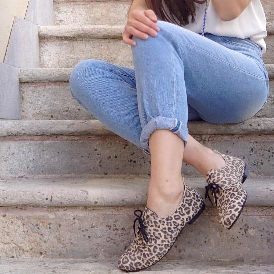 Flat Alice leo