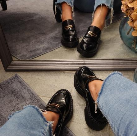 Loafer chunky Britney